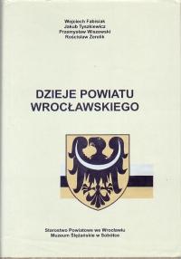 11 Praca zbiorowa - Dzieje pwiatu wrocławskiego Wrocław - 2002