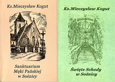 21 M. Kogut<br /> Sanktuarium Męki Pańskiej i Święte Schody w Sośnicy Wrocław - 2010