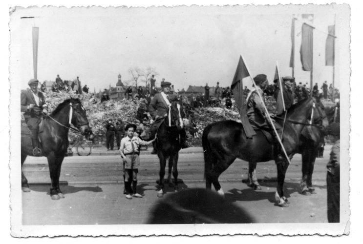 1 maja 1951 r. we Wrocławiu
