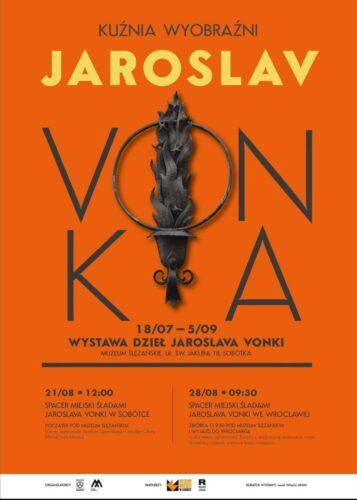 Spacer miejski śladami Jaroslava Vonki